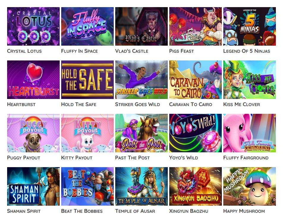 Eyecon Screenshot games