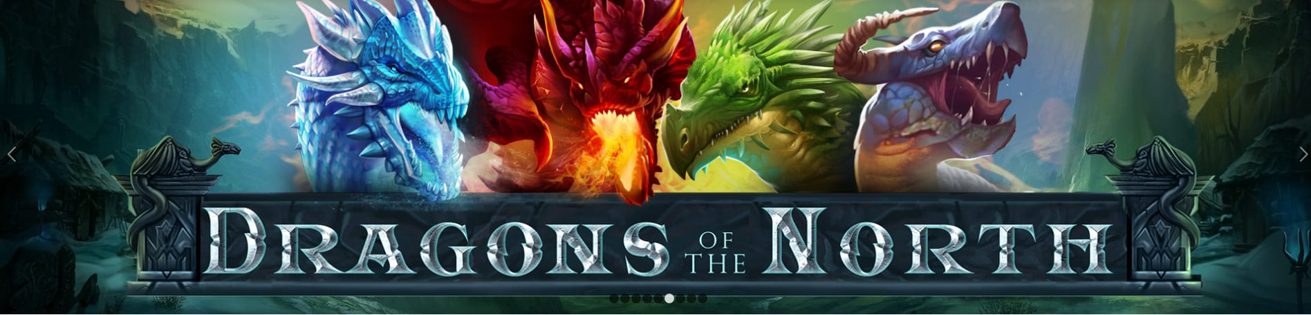 Dragons of the north screen shot