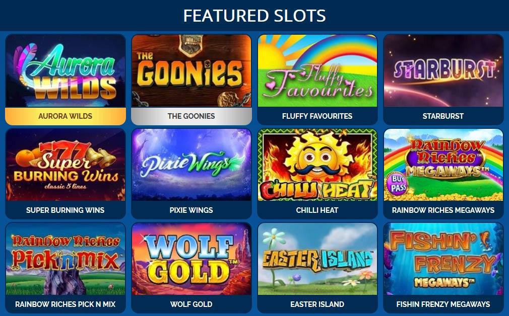 Dove Bingo Top Slots