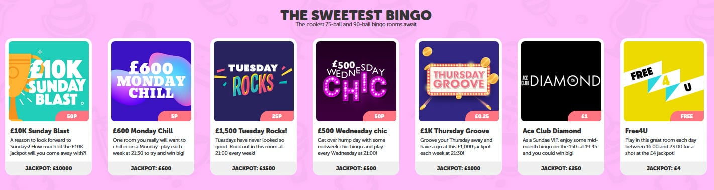 Sundae Bingo Games To Play