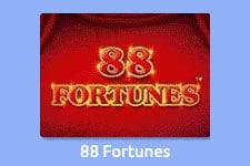 deposit bonus 88 fortunes game