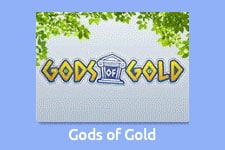 god of gold bonuses game