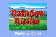 rainbow riches bonus amount
